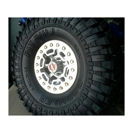 PIT BULL GROWLER AT/Extra 1.9 R/C Scale Tires // 2 Stage Foam - 2pcs