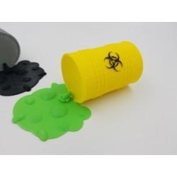 Oil/ Slime Spill