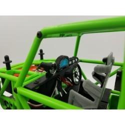SMT-10 Floor Pan w/ seat